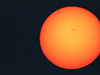 2011-06 Sun with Sunspots by George Clarke