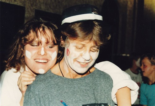 Brugklaskamp 1987