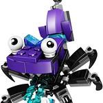 LEGO Mixel Series 3 Wizwuz 41526