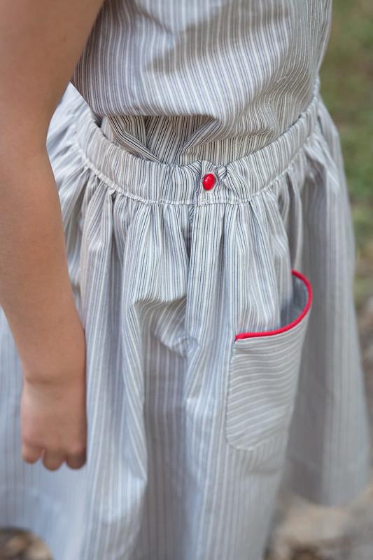 simplicity 3987 - skirt