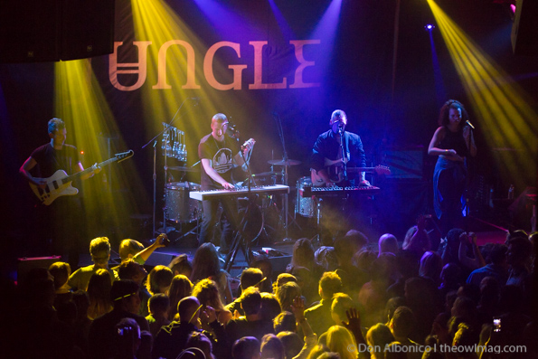 Jungle @ The Independent, SF 6/7/14