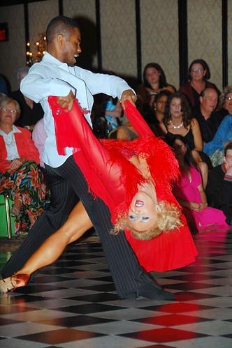 Dancers in Lexington, Kentucky