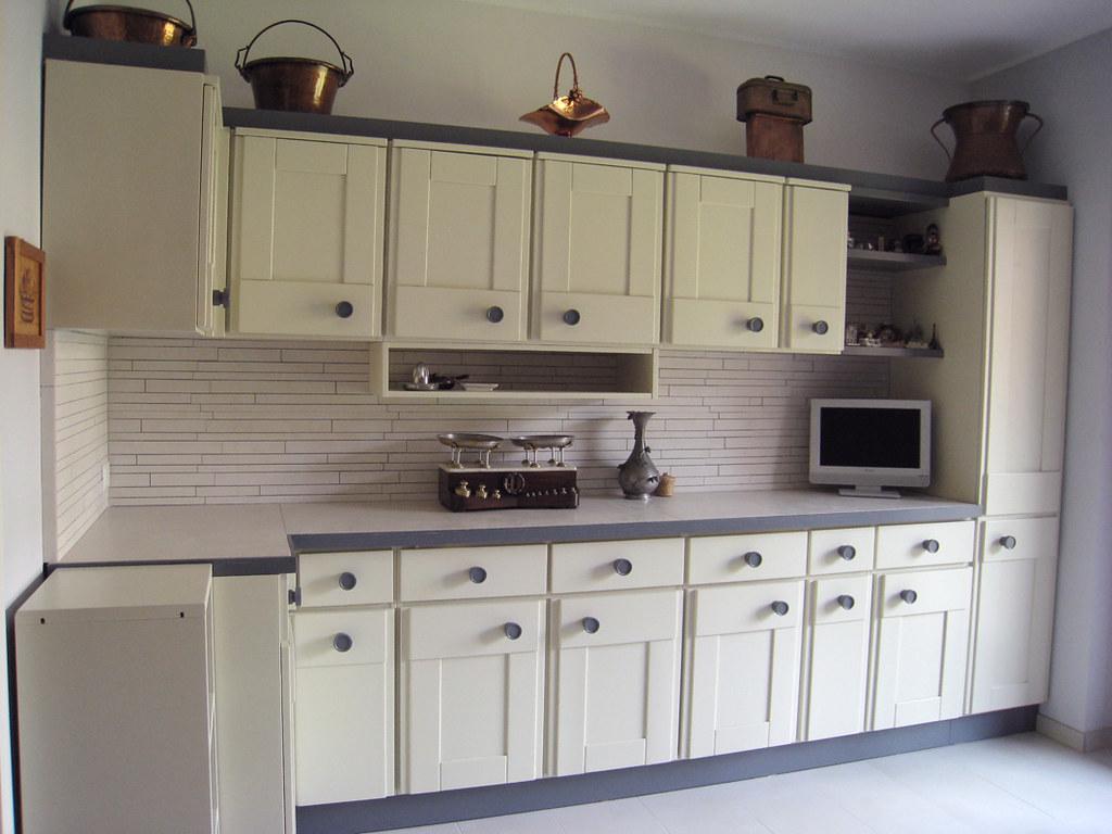 Ridipingere e sostituire ante della cucina luca lacasapensata