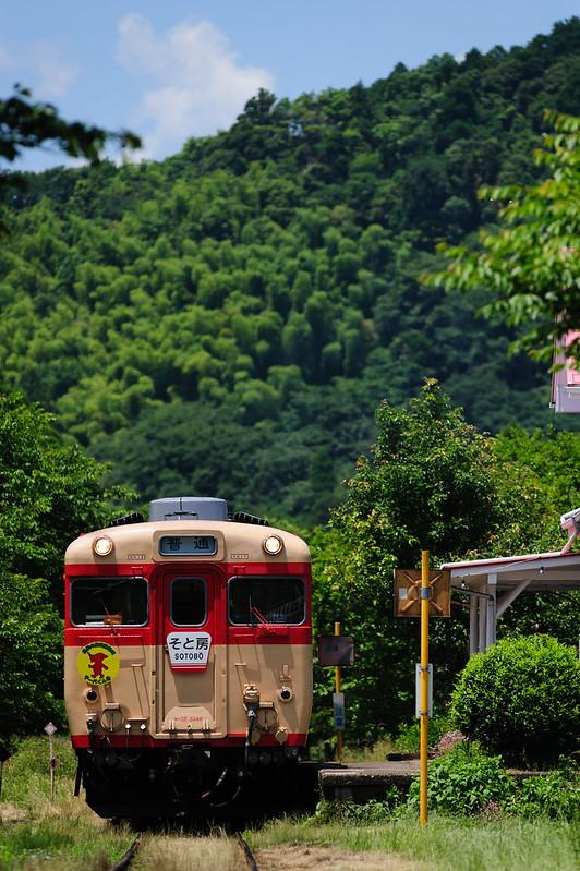 Isumi Railway Kiha52+28