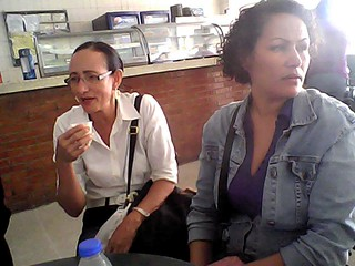 Luz Maria and Yepci.