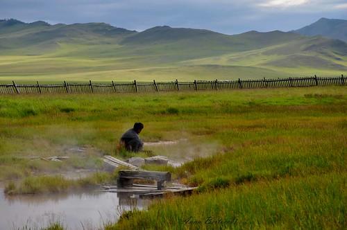 water landscape nikon mongolia paesaggio
