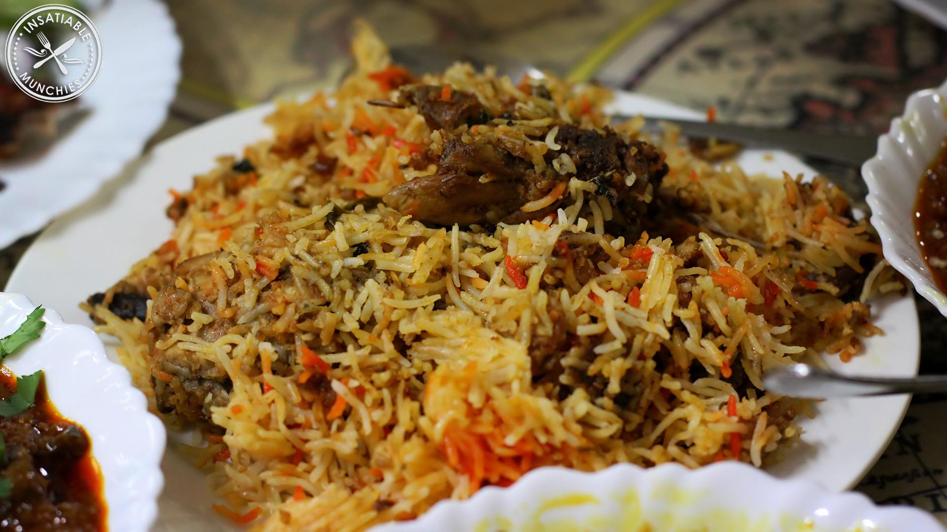 Chicken Biryani, Pakistani style