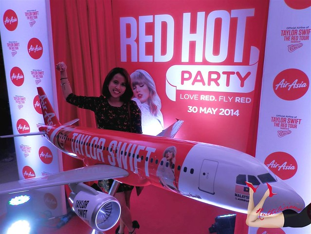 TGIF in Kuala Lumpur Red Hot Party by AirAsia