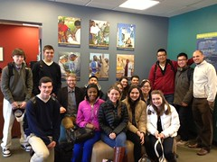 Dr. Shea's Global Leadership Class