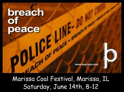 Breach of peace 6-14-14