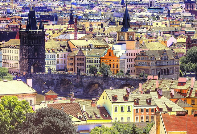 Prague, Czech Republic  (explored)