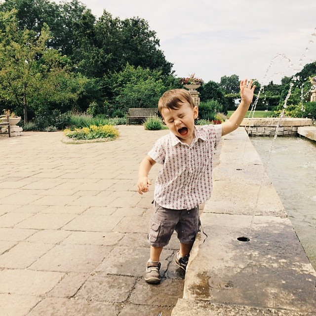 Splashin. #instaluther #toddler #children
