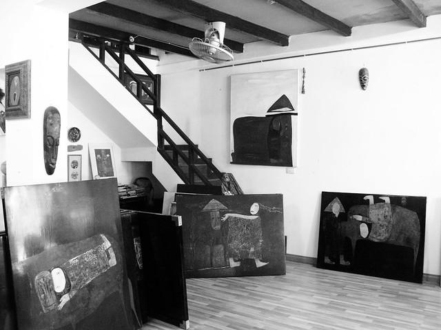 In the Studio with Hà Trí Hiếu