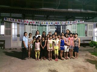 Chuyến về Việt Nam cùng Cha Thông và Nga
