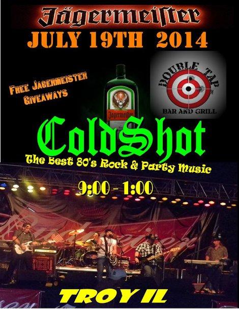 ColdShot 7-19-14
