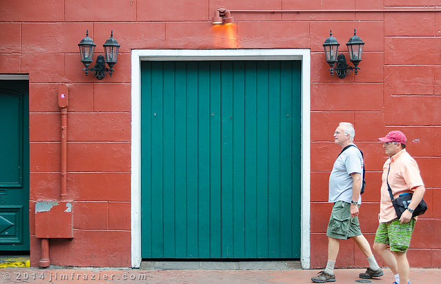 Doors of the French Quarter I