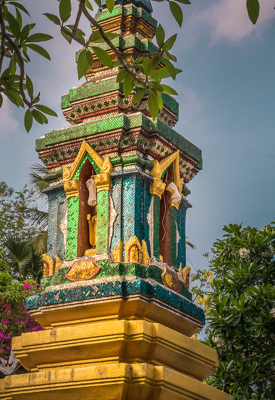 colorful wat