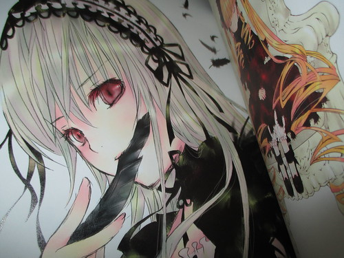 Rozen Maiden Illustrations