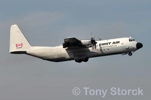 C130 - Lockheed L-100-30 Hercules