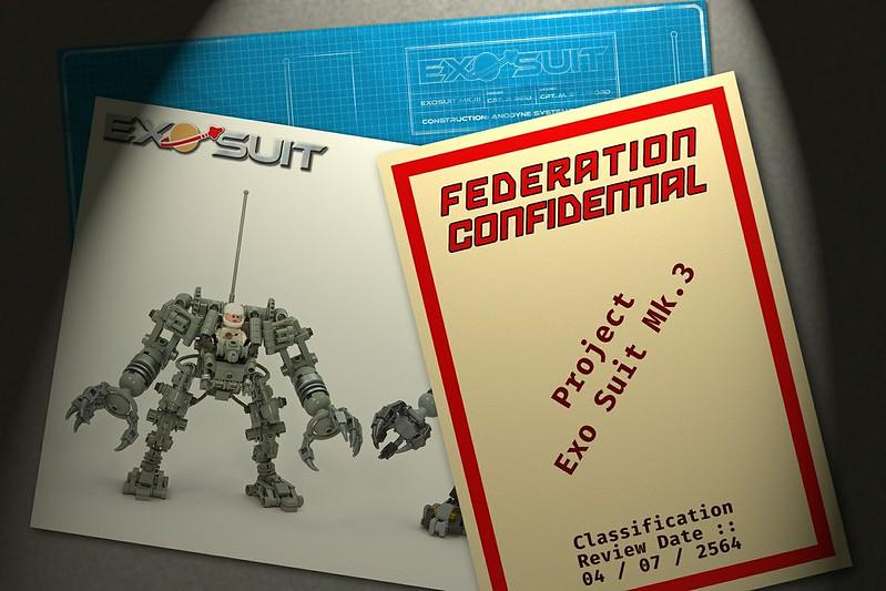 [Lego] Exo-Suit #21109 (Cuusoo /Ideas) 14587449993_d9e44b608a_c