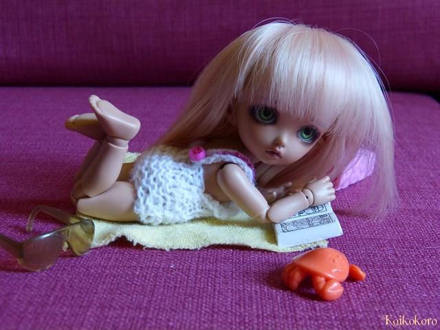 Maillot Pink Star - dos