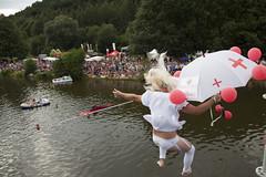 Sonnenschirm-Flug-WM 2013