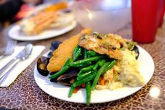 Focused On Seafood