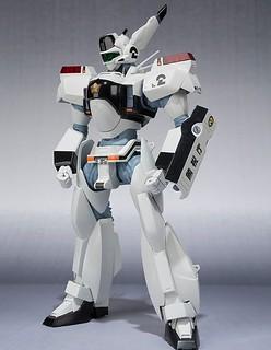 ROBOT魂《機動警察》「英格拉姆2號機」暴衝登場!イングラム2号機