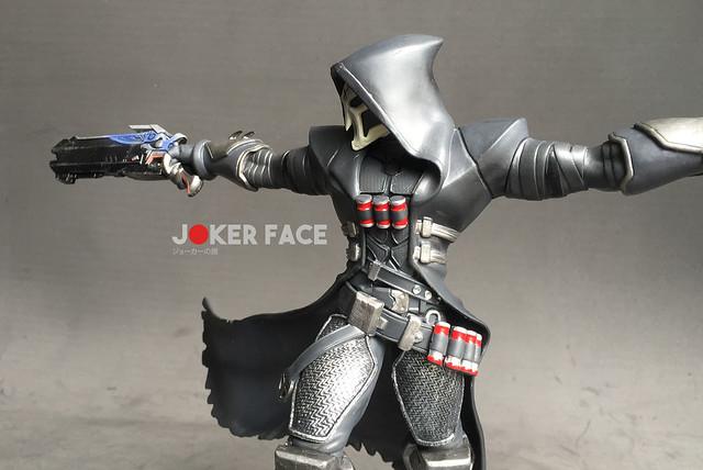 Mô hình Reaper (black ver.) - OverWatch