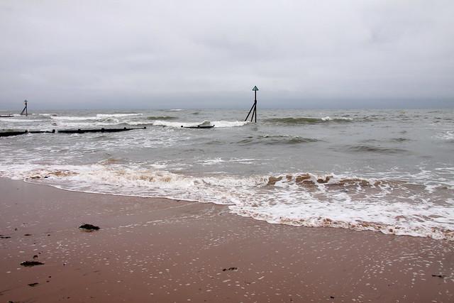 Cornwall #801 Exmouth 170611 Maer Beach