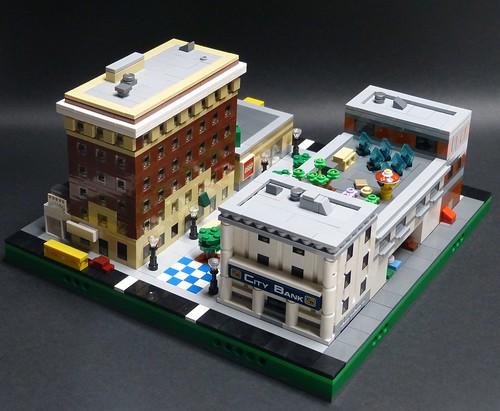Micropolis - Walking Mall side A
