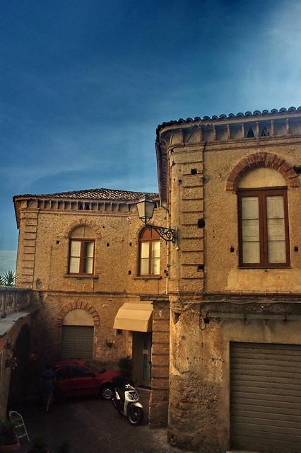 Belvedere Marittimo - Palazzo Perez (sec. XVI - XIX)