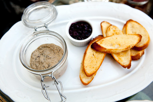Black Truffle Duck Pate Jar