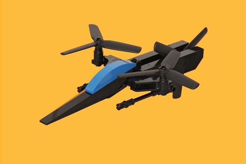 Anaconda Stealth VTOL