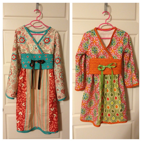 Kyoko dresses