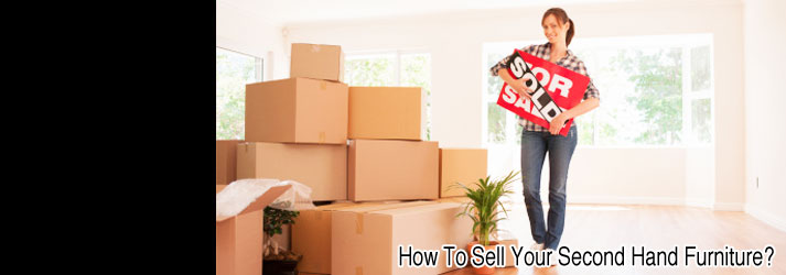 How to Sell Used Furniture
