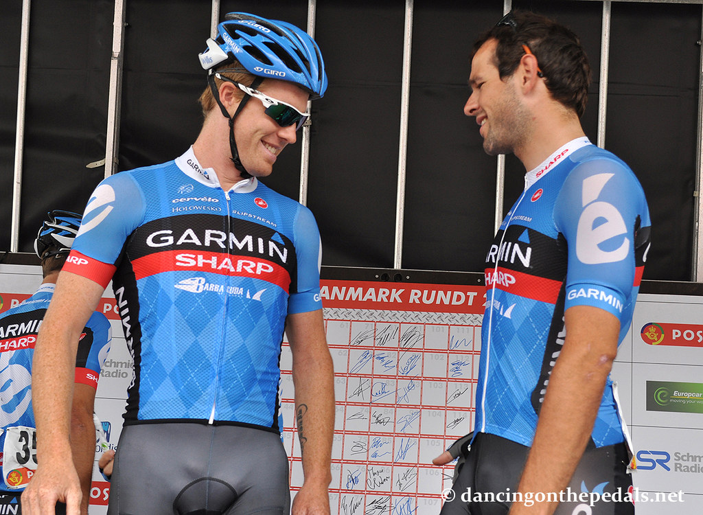 Male cyclist bulge