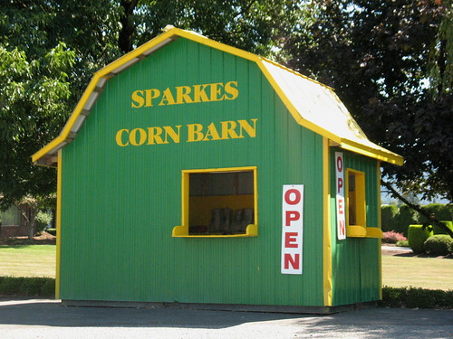 Sparkes Corn Barn