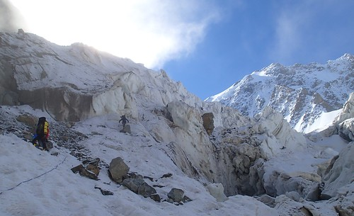 russia glacier climbing caucasus mountaineering bezengi безенги ледниккундютмижирги