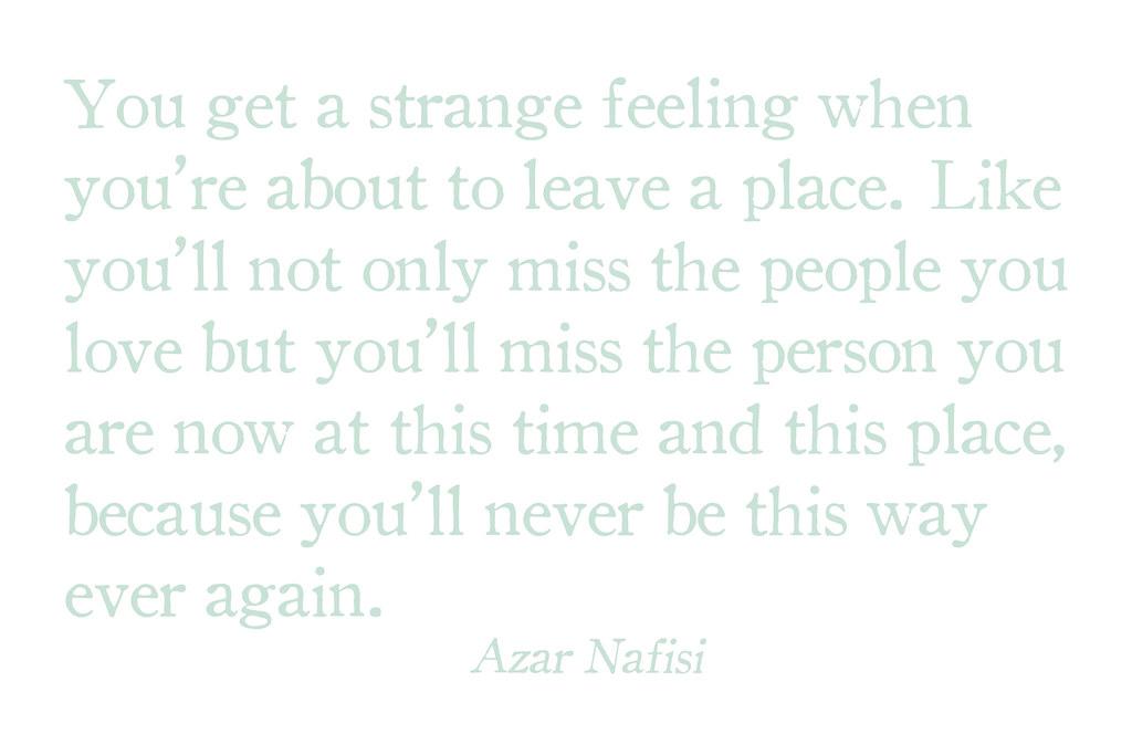 Nafisi quote