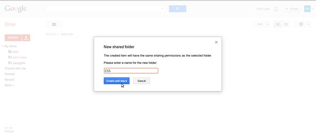 Google Drive as free CDN to your website by Anil Kumar Panigrahi - Screen 9