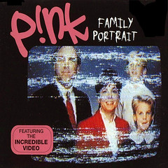 Pink – Family Portrait