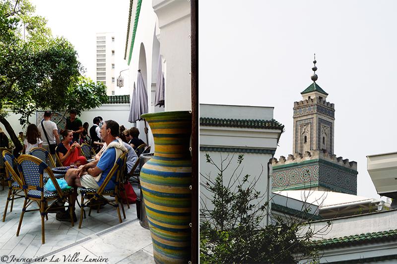 The Paris Mosque