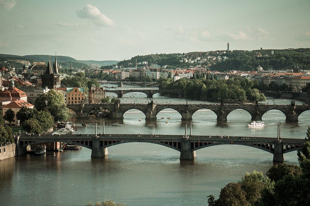 הגשרים של פראג