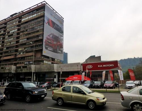 Aviso Chevrolet Tracker - Santiago, Chile