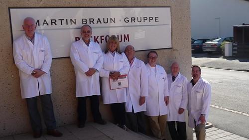 Braun Visit, Hannover September 2013