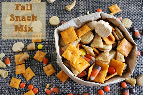 Fall Snack Mix 3