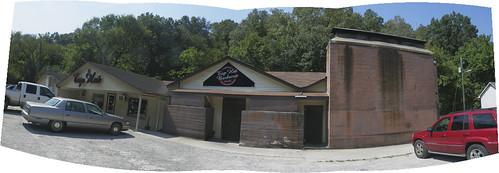 Top Hat #Barbecue, Blount Springs, AL exterior #Panorama - p