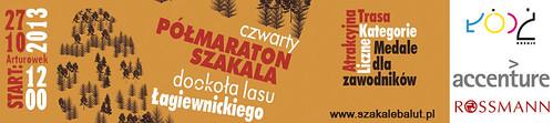 szakale bałut 4 półmaraton szakala  parkrun Łódź
