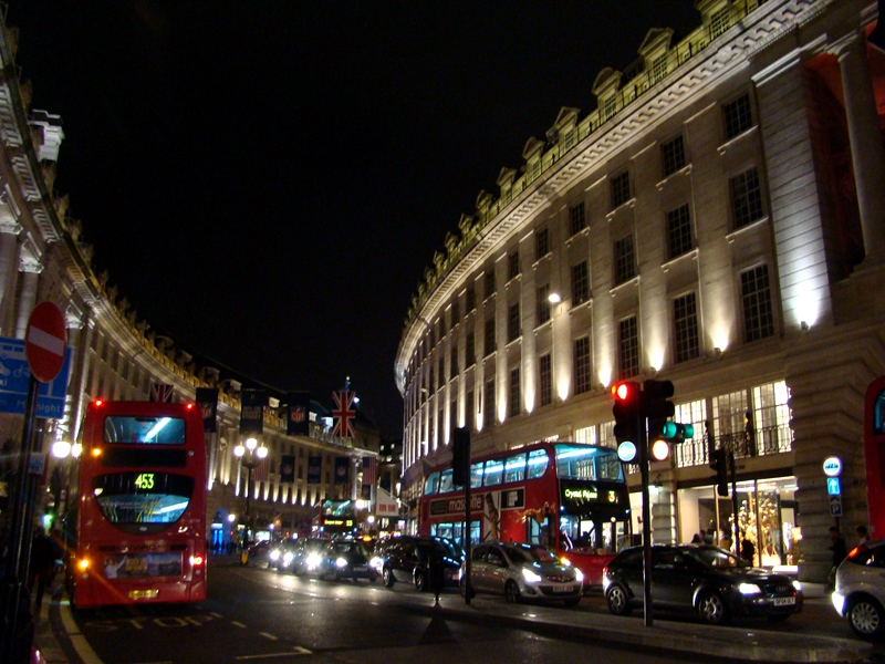 Regent Street Piccadilly